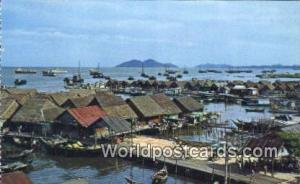 Malaya, Malaysia Fisher Folks Penang Sea Side Village