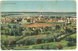 Austria, Leibnitz Steiermark, early 1900s unused Postcard