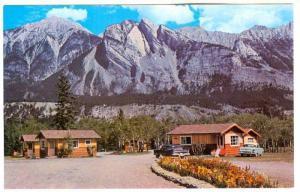 The Palisades Motel and Lodge, Jasper National Park,   Alberta,   Canada,  40...