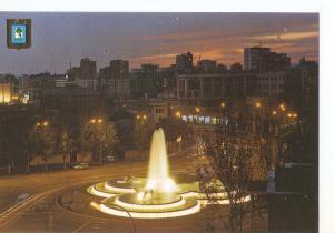 Postal 034191 : Madrid. Plaza Republica Argentina Fuente de los Delfines