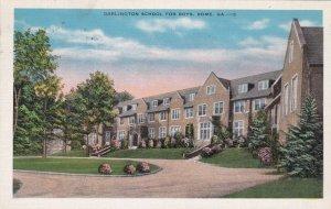 Georgia Rome Darlington School For Boys 1939 sk2808