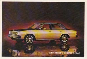 1980 Chevrolet Malibu Classic Sedan