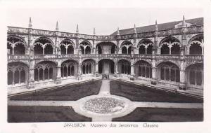 RP, Mosteiro Dos Jeronimos Claustro, Lisboa, Portugal, 1920-1940s