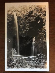 1920s RPPC Dripping Springs, Oklahoma OK d10