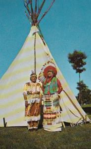 Princess Dove and Chief Minick Harbor Springs Michigan