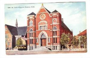 St. Leo's Church, Denver, Colorado, 1900-1910s