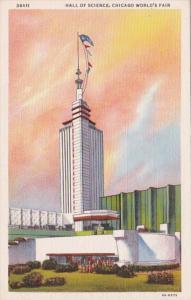 Chicago World's Fair 1933 Hall Of ScienceCurteich