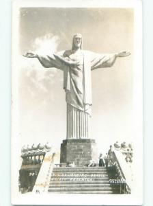 old rppc NICE VIEW Rio De Janeiro Brazil i3181