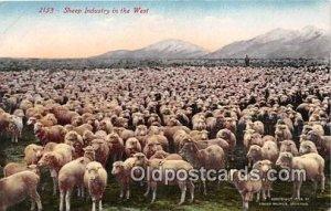 West Sheep Industry Unused