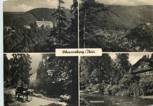 Germany Schwarzburg multi views