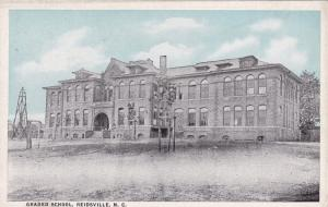 Graded School, Reidsville, North Carolina, 1910-20s