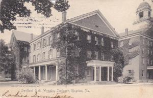 KINGSTON, Pennsylvania, 1905; Swetland Hall, Wyoming Seminary