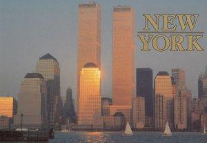 NEW YORK CITY , World Trade Center , 1970-90s