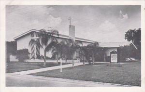 Florida Sebring Faith Lutheran Church 1966