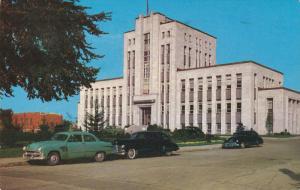 Hotel de Ville-City Hall, Shawinigan, Quebec, Canada, PU-1970