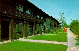 West Virginia Wheeling Oglebay Park Wilson Lodge The Sleeping Wing