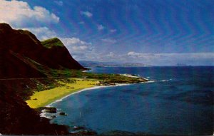 Hawaii Windward Oahu From Makapuu Point