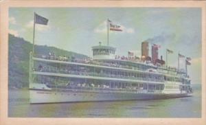 Steamer Alexander Hamilton Built Sparrows Point Maryland 1924