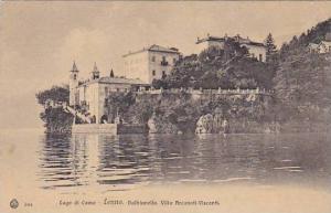 Italy Lago di Como Lenno Balbianello Villa Arconati Visconti