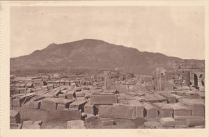 Cimetiere De Sainte Salsa, TIPASA, Algeria, Africa, 1910-1920s