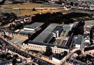 Belgium Arlon Institut Ste Marie Vue aerienne