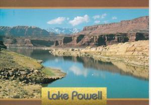 Arizona Lake Powell Shoreline View