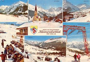 Skiparadies Kleinwalsertal Mitelberg Riezlern Apres Ski Kanzelwand Skigebiet