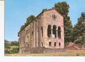 Postal 021367 : Sainte Marie du Naranco