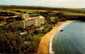 Hawaii Kauai Kkalapaki Beach Kauai Surf Hotel