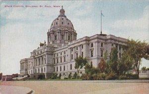 State Capitol Building Saint Paul Minnesota