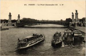 CPA PARIS 7e-Pont Alexandre III (327354)