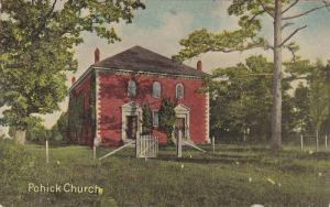 Pohick Church Is An Episcopal Church In The Community Of Pohick, Virginia, 19...