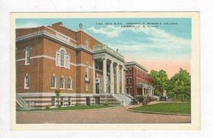 Arts Bldg. @ Women's COllege,Greenville,SC 1910-20s