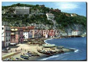 Modern Postcard Sorrento Marine Granida has Alberghi
