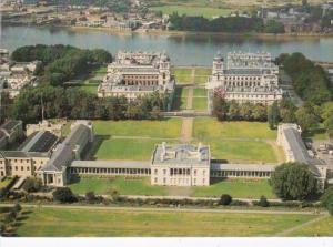 Aerial View National Maritime Museum & Royal Naval College Fayetteville North...
