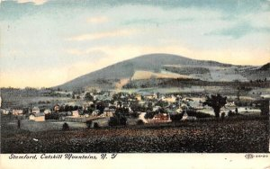 Catskill Mountains in Stamford, New York