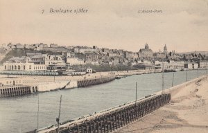 BOULOGNE SUR MER , France , 00-10s ; L'avant-Port