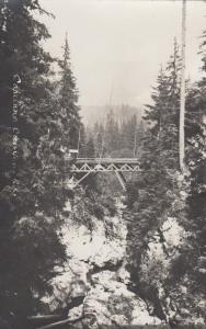 RP, Bridge, Capitano Canyon, British Columbia, Canada, 1920-1940s