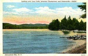 NY - Adirondacks, Loon Lake