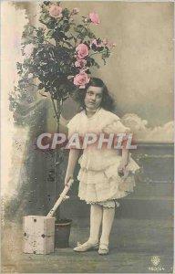Postcard Old Child