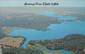 Greetings From Clam Lake 1966