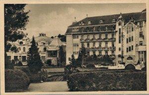 Czech Republic Piešťany Thermia Palaca hotel 03.01