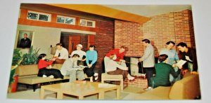 1949 Lounge Jerry Tyler Student Center Alma College Michigan Grand Rapids MCM