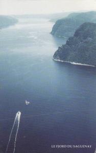 Le Fjord du Saguenay, Quebec, Canada, 40-60s