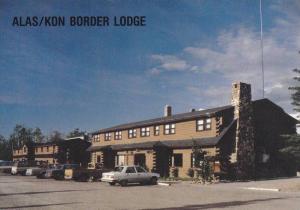 Alas/Kon Border LOdge , BEAVER CREEK , Y.T., Canada , 50-70s