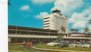 HONOLULU , Hawaii, 1950-60s ; International Hotel