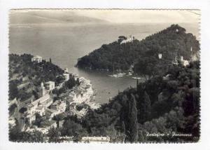 RP  Portofina, Italy, Panorama, PU-1951