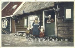 Marken Netherlands Unused