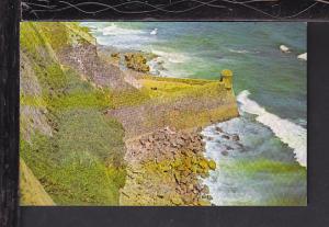 San Juan National Historic Site,San Juan,PR Postcard BIN
