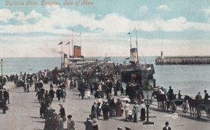 ISLE of MAN , UK , 00-10s ; Victoria Pier , Douglas